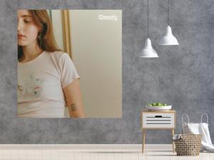 Clairo Immunité Imprimer Accueil Poster Couverture musique décor Art soie idée cadeau
