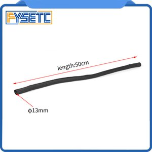 Cheap 3D Printer Parts & Accessories 3D Printer Parts L 50CM OD 13mm Textile Sleeve Cable Wire Wrapping Connected Cable For Prusa