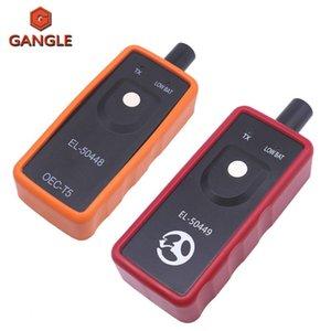 EL50448 EL50449 Car Tire Pressure Monitor de Sensor OEC-T5 EL 50448 Para GM / EL 50449 Para TPMS Reset Tool EL50448 EL50449