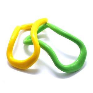 Yoga Magic Ring Multifunction Yoga Ring Pilates Workout Fitness Circle Training Fitness Resistance Bodybuilding Exercise Ring