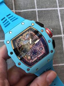 2020 3A Herren-Uhr-Spitzenmarken-Luxus-Quarz-Uhr-Mann-beiläufige Gummiband Militärwasserdichte Sport-Armbanduhr-Edelstahl-Uhren 3c