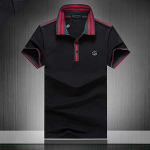 Camicie Designer T degli uomini manica corta T-Shrits Big Size Cotone Moda Uomo T-shirt Moda Sport Coccer sfera abbigliamento casual Tee