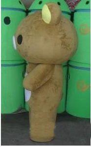 Atacado-quentes personalizadas Costumes Rilakkuma Mascot Rilakkuma Mascot Costumes Fabricante Fornecedor Publicidade dressExporter.