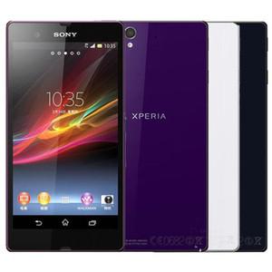 Восстановленный оригинальный Sony Z C6603 5.0 inch Quad Core 2GB RAM 16GB ROM 13.1 MP камера Android 4G LTE Smart мобильный телефон DHL 5 шт.