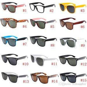 Popular Brand Designer Sunglasses for Men and Women Outdoor Sport Glass Lenses Sunglasses Sun Shades Sunglasses Women Glasses 15 colors