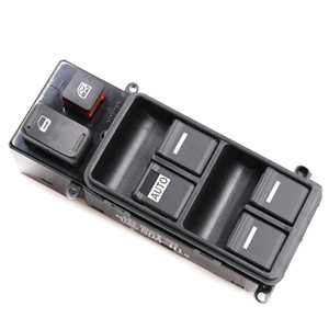 Para Honda Accord Auto Electric Power Switch Interruptores Master Controller Interruptores