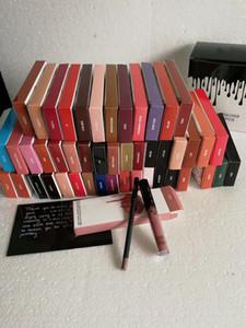 Hot Marke Make-up 30 Farben kylie Kosmetik Kylie Jenner Lippe Kit Kylie Flüssigkeit matte Lippenstift in Red Velvet Flüssigkeit Lipgloss DHL-freien Verschiffen