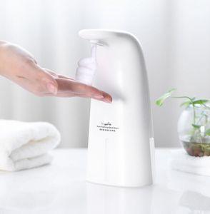250ml automática Soap Dispenser Auto Foaming Wash Mão impermeável espuma líquido Dispenser Sensor Touchless mão Washer Soap bomba Dispenser