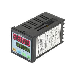 MYPIN 90-260 V AC / DC Preset 4 Contatore digitale Contatore di lunghezza multiuso Intelligente Lunghezza Meter macchina Uscita a relè PNP NPN