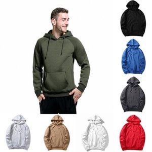 Men Hoodies Winter Warm Long Sleeve Streetwear Hip Hop Casual Hooded Sweatshirts