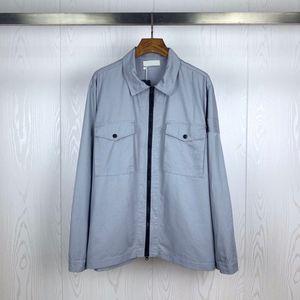 2020ss konng gonng Spring and autumn new thin shirt fashion brand jacket casual retro windbreaker C&P topstoney PIRATE