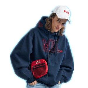 Мужская Толстовка Европейского Американского Вышивания Английского Кенгуру Карманный Сыпучие Plus Velvet Марка свитер с капюшоном для Mens Свитера с капюшоном Совершенного