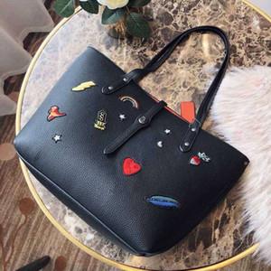 borsa grande del progettista delle donne borse della borsa del grande cliente borse di corsa di modo borse delle signore borse a tracolla del ricamo sac 2019