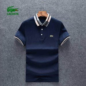 tişört L36 başında tshirt YENİ yaz 2020 tasarımcılar etiketi yılan baskı giyim erkek kumaş mektup polo g tshirt yaka gündelik kadınlar