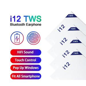 и12 СПЦ ры беспроводные наушники Airbuds 5.0 связь Bluetooth наушники с сенсорным управлением автоматическое сопряжение питания бинауральные звонок наушники Heaset ПК i18 и16