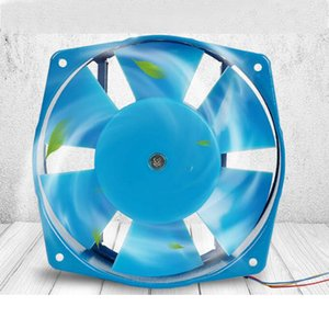 Single Flange 0.18a 65w Fan Axial Fan Blower Electric Box Cooling Adjustable Wind Direction 200fzy2-d 220V 110V 380V
