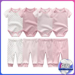 baby clothes newborn boy girl Jumpsuits and pants outfits toddler baby clothing cotton infant rompers sets roupas de