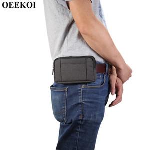 vendita all'ingrosso custodia in pelle universale con clip da cintura per Ulefone Armor X3