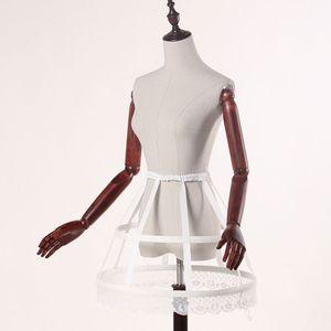 Full Circle Steel Boned Short Crinoline Birdcage Petticoat Sweet Hoop Skirt by Classical Puppets