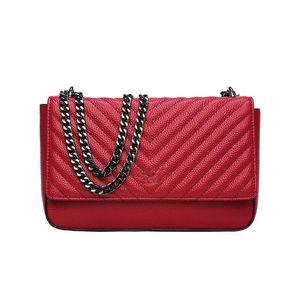 Women's Shoulder bag small luxury handbags women bags designer Leather Ladies Crossbody bag Diamond Lattice Female Totes