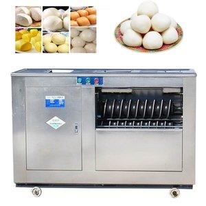 New Commercial Edelstahl gedämpftes Brot, die Maschine Elektro Sphärische Dough Maschine Automatische gedämpfte Brot-Maschine 60-200g Forming