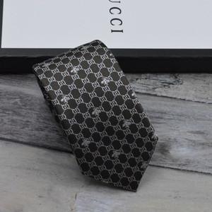 Yüksek dereceli 100% ipek ipliği boyalı jakarlı kravat erkek gömlek kravat moda ipek kravat ambalaj kutusu ile 3 tarzı