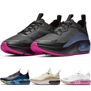 Nuovo arrivo Dia SE uomini scarpe da corsa per le donne scarpe da tennis Mens Axis QS Trainer Scarpe Bianco Luxury Fashion Cuscino Sport Zapatillas AR7410-001