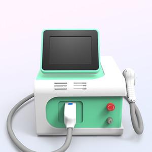 Máquina portátil del retiro del pelo del laser del diodo de 300W 808nm para la máquina sin dolor de la belleza del retiro del pelo del uso en el hogar