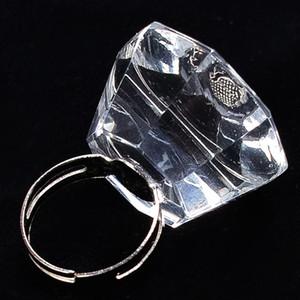 Crystal Lashes Glue Holder Ring Pallet adesivo perfetto per l'attrezzo professionale di estensione 3D ciglia finte