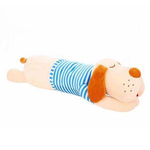 Creative 50cm Sleeping doll pillow Plush Doll Toy Kids Sleeping Back Cushion Cute Stuffed pillow Baby Adult Accompany Doll Xmas Gift