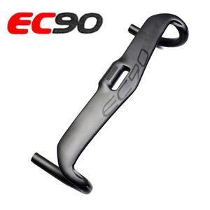 2019 NOVO EC90 de carbono estrada guiador Estrada ensolarada Handle bicicleta 31,8 * 400/420/440 milímetros de bicicleta