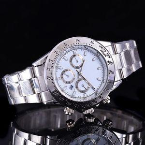 orologio di Lusso marca de moda de lujo para hombre relojes de diseño de etiquetas de cuarzo movimiento automático de los hombres del reloj de pulsera reloj de la fecha del día Montre homme