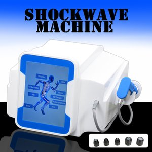 Nuovo extracorporea Shock Wave Macchina per muscolo Perdita di peso Cellulite stimolatore Physical Therapy Shock Wave disfunzione erettile