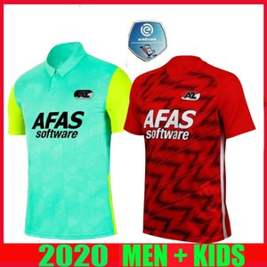 20-21 AZ Alkmaar Hauptfußballjersey dritte 2020 2021 DE WIT Stengs Boadu Fußballhemd Alkmaar camiseta de fútbol maillot de foot Männer Kinder