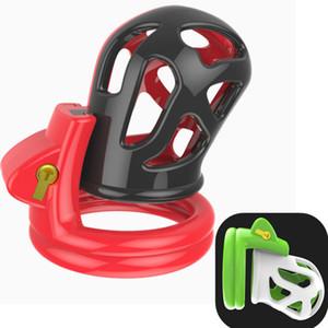Для мужской клетки замок устройства G7-3-19 полые игрушки Chastity Cage CAGE CB6000 кольца пениса для взрослых Products Sex 4 Chastity человек с WEODD