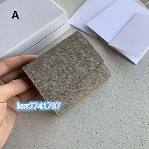 populäre Art und Weise echte Leder der Art Frauenmappe clutchbag Handtasche für Frauen mit Kasten 11 x 9 x 2cm