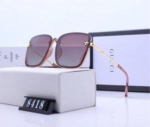 2020 Brand design Sunglasses women men Brand designer Good Quality Fashion metal Oversized sunglasses vintage female male UV400. Share to