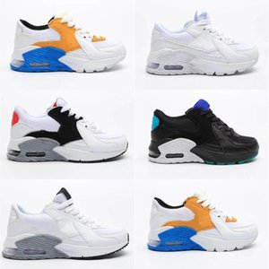 high quality Children's Athletic Shoes baby shoes Black white Baby Infant Sneaker Children sports shoes girls boys Youth Trainer szie 26-35