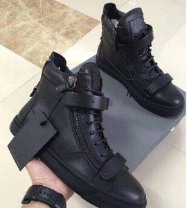 scarpe da uomo marca italiana donne del cuoio genuino scarpe da ginnastica piattaforma zapatos mujer scarpa chaussure scarpe da ginnastica alte di grande formato 35-47
