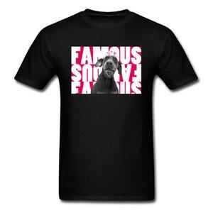 Hey bak Im ünlü T-shirt Erkek Tişört Pamuk Komik T Shirt Siyah Labrador Baskı Yaz Giysileri 2018 Tees Ücretsiz Nakliye Tops