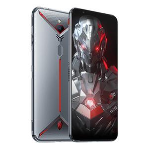 Cellule d'origine Nubia rouge magique 3S 4G LTE Phone 8 Go de RAM 128Go ROM Snapdragon 855 plus 6,65 pouces Plein écran 48MP ID d'empreintes digitales Téléphone mobile