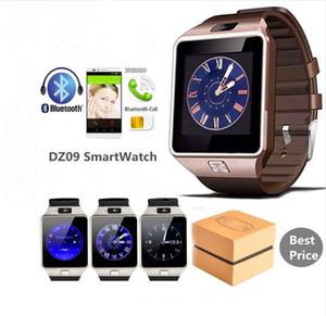 DZ09 Mode Sport Smart Watch GT08 U8 A1 Wrisbran Unterstützung SIM-Karte für Android Phone Smartwatch Man Kamera Frauen Bluetooth tragbares Gerät