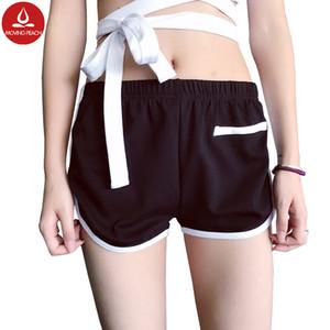 jogging Running shorts Training Shorts damen gym yoga yoga women COTTON ELASTIC WAIST Loose Waistband APR
