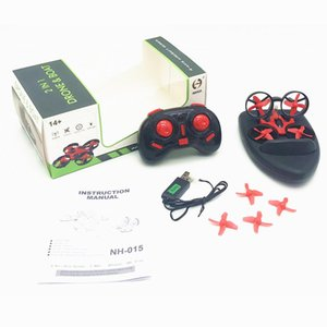 Sea Land Air Mini Controle Remoto Quadrotor Folding Two-In-One Remote Control Drone Modelo Brinquedos infantis