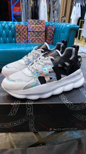 Xshfbcl 2020 s new top quality chain reaction lusso designer shoes sell lusso fashion men's and women's casual shoes, welcome to buy!