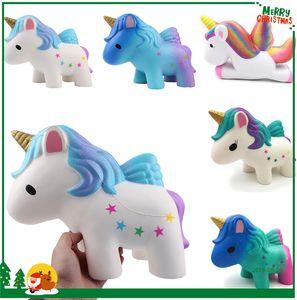 Enorme Jumbo Brinquedos Squishy 30 CM Bonito Super Grande Cavalo Lento Rising Squishies Squishies de Alívio do Estresse Crianças Antistress Giftt
