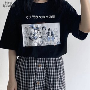 Anime Boku No Hero Academia T Shirt Bakugou Midoriya Iida My Academia School T Shirt Cosplay Costume Cartoon T Shirt Girls