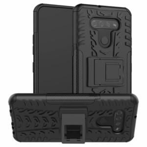 Vibrant dynamique cabinet de protection approprié Disque dur portable PC Retour Housse Pour Motorola Moto puissance G8