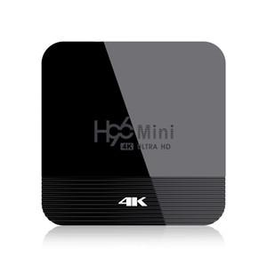H96 Mini H8 2GB 16GB Android 9.0 OTT TV BOX RK3228A Quad Core Dual WiFi 2G+5G BT4. 0 PK MAX TX3