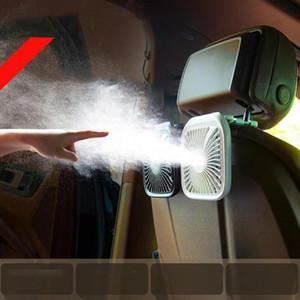 Drei-Gang-justierbares Auto-Fan Leistungsstarke Autoinnen Large Wind Truck Folding Fan Kleine Van Rear Seat-Desktop